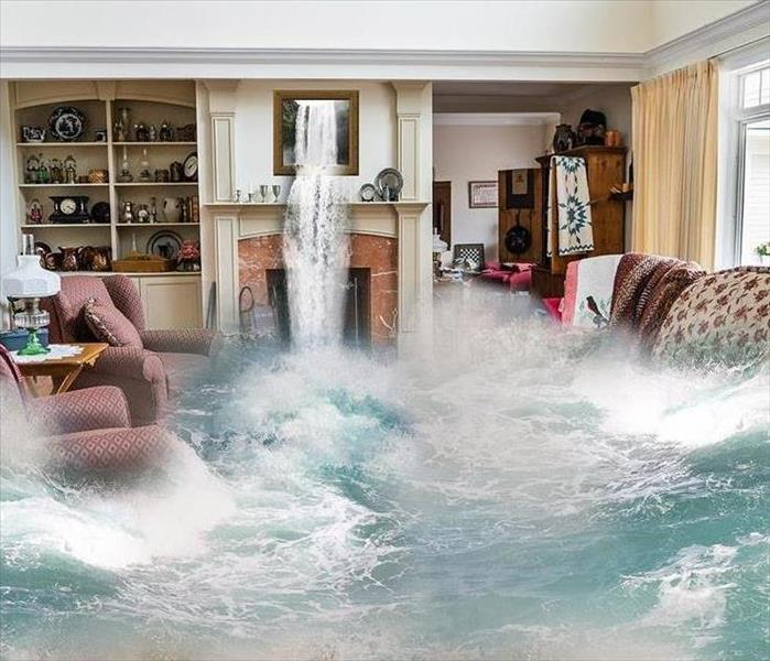 Water Damage Tips to Preserving Personal Items After a Flood